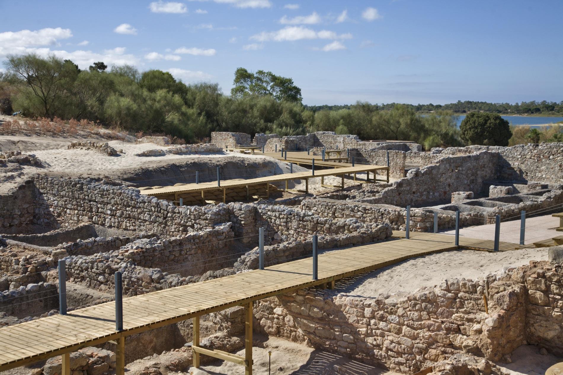 Roman Ruins of Troia - Portugal ResidentialPortugal Residential